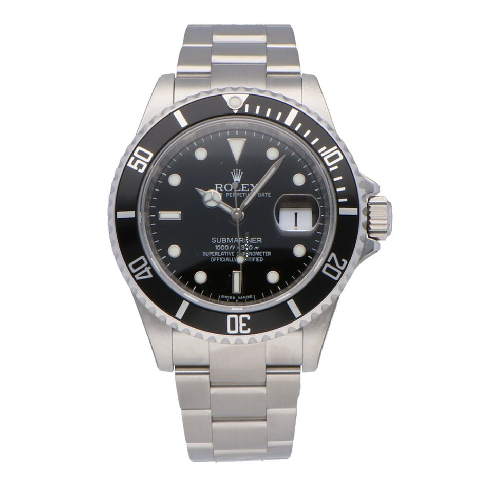 Rolex Submariner Date 16610 2010 nieuw