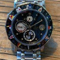 Corum Admiral's Cup (submodel) nuevo 2002 Automático Reloj con documentos originales 611034