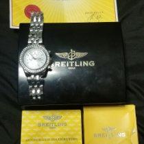 Breitling Chronomat Evolution Steel Mother of pearl United States of America, New York, Staten island