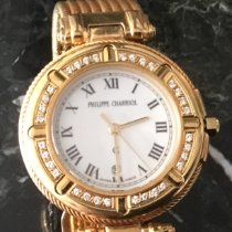 Charriol Yellow gold 35mm Quartz Celtic pre-owned United States of America, Florida, Palm Beach