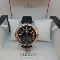 Tissot T-Touch II Titan Svart Ingen tall