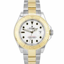 Rolex Gold/Steel Yacht-Master 40 40mm pre-owned United States of America, New York, Massapequa Park