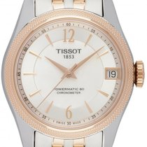 Tissot Ballade Powermatic 80 COSC 32mm Mother of pearl