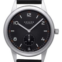 NOMOS Steel 41.5mm Automatic 774 new