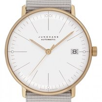 Junghans max bill Automatic 34mm White