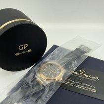 Girard Perregaux Titanium Automatic Brown No numerals 42mm pre-owned Laureato