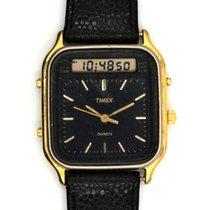 Timex Gold/Steel 29mm Quartz 392 K pre-owned