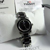 Tissot Cera Сталь 28mm Черный Без цифр