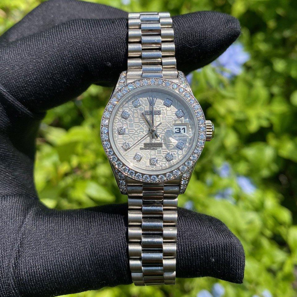 Rolex 69159 1995 occasion