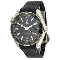 Omega Seamaster Planet Ocean 39.5mm Черный