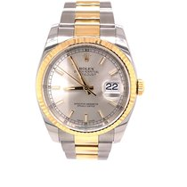 Rolex Datejust 116233 Very good Gold/Steel 36mm Automatic United States of America, Texas, Houston