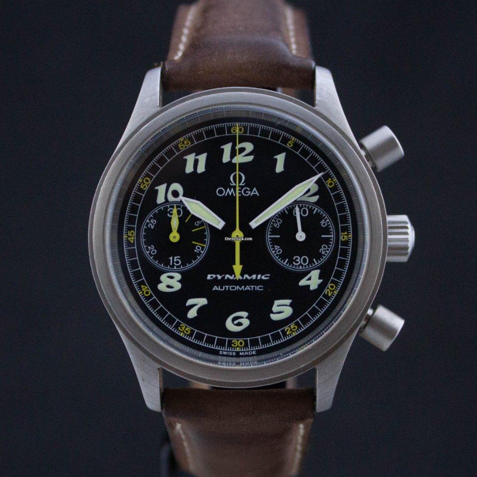 Omega Dynamic Chronograph 175.0310 usados