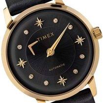 Timex TW2T86300D7 Nuevo Acero y oro 38mm Automático