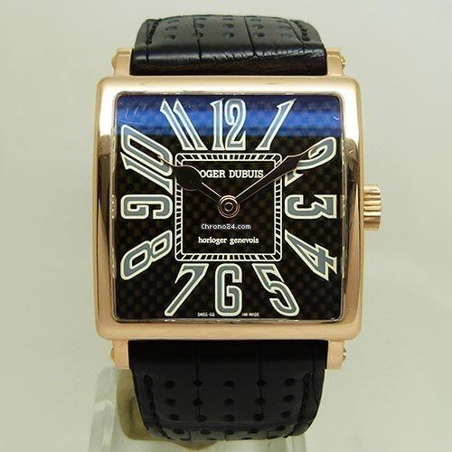 Roger Dubuis Golden Square G40 57 5 K9.6S подержанные
