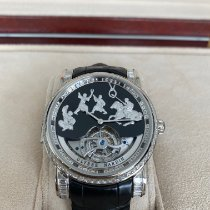 Ulysse Nardin Genghis Khan White gold 42mm Black No numerals United States of America, New York, Smithtown