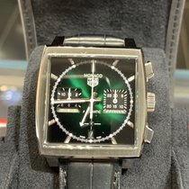 TAG Heuer Monaco new 2021 Automatic Watch with original box and original papers CBL2116.FC6497