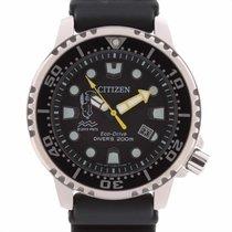 Citizen Promaster Сталь 44mm Черный
