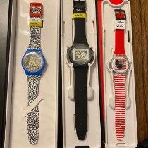 Swatch Plastic Quartz 41mm new