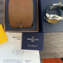 Breitling Avenger II Seawolf Steel 45mm Yellow Arabic numerals United States of America, California, Modesto