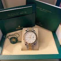 Rolex Datejust new 2021 Automatic Watch with original box and original papers Rolex 2021 New Rolex Datejust 41 126333 White Jubilee Two