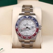 Rolex GMT-Master II White gold 40mm Grey No numerals United States of America, California, Los Angeles