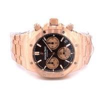 Audemars Piguet Royal Oak Chronograph Rose gold 41mmmm Brown United States of America, California, Beverly Hills