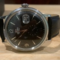 Orient Bambino Steel 40.5mm Black Arabic numerals United States of America, New Jersey, Upper Saddle River