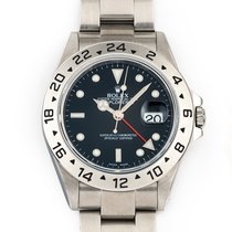 Rolex 16570 Steel 2005 Explorer II 40mm pre-owned United States of America, Florida, Hollywood