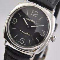 Panerai Radiomir Steel 45mm Black Arabic numerals United States of America, Ohio, Mason