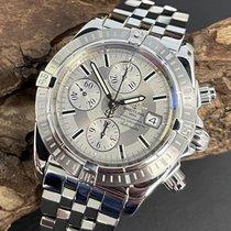 Breitling Chronomat Evolution Stahl 44mm Silber Deutschland, München