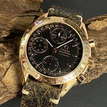 Omega Speedmaster Date Rose gold 39mm Black
