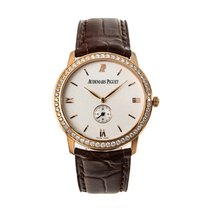 Audemars Piguet Rose gold Manual winding 15166OR.ZZ.A088CR.01 pre-owned