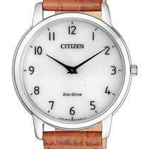 Citizen Stiletto Steel 40mm White