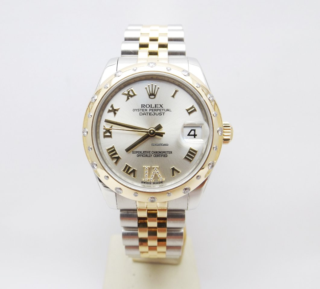 Rolex Lady-Datejust 178343 2011 pre-owned