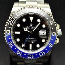 Rolex GMT-Master II Acero 40mm Negro Sin cifras España, Barcelona