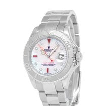 Rolex Yacht-Master 40 Steel 40mm Mother of pearl United States of America, New York, Hartsdale