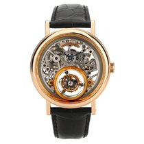 Breguet Rose gold 40mm Manual winding 5335br/42/9w6 pre-owned