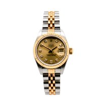 Rolex Gold/Steel Automatic 79173 pre-owned