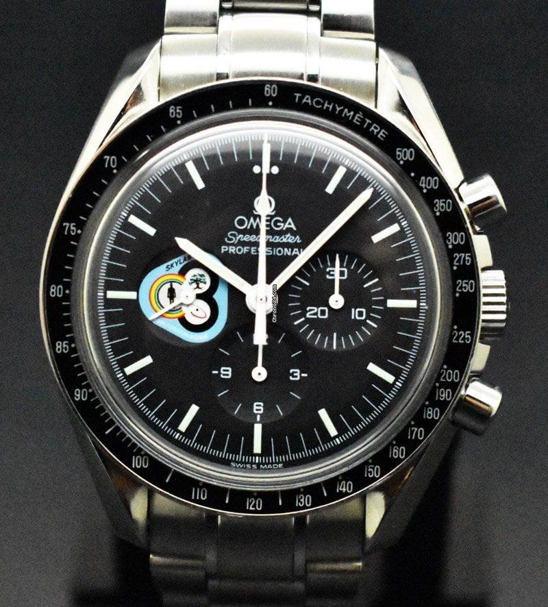 Omega Speedmaster Professional Moonwatch 145.0022 1998 usados