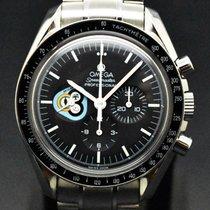 Omega 145.0022 Çelik 1998 Speedmaster Professional Moonwatch 42mm ikinci el