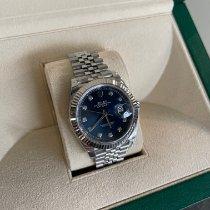 Rolex Datejust Steel 41mm Blue No numerals Australia, NSW