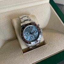 Rolex Daytona Platinum 40mm Blue No numerals Australia, NSW