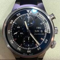 IWC IW3719 Steel Aquatimer Chronograph 42mm pre-owned