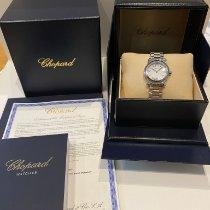 Chopard Happy Sport nieuw 2021 Quartz Horloge met originele doos en originele papieren 278590-3002
