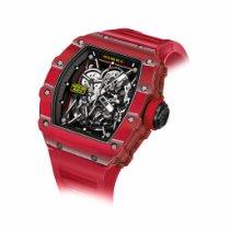 Richard Mille RM 035 Karbon 49.94mm Transparent Ingen tall