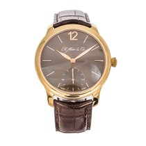 H.Moser & Cie. Rose gold 38.8mm Manual winding 321.503-015 pre-owned United States of America, Florida, Hallandale Beach