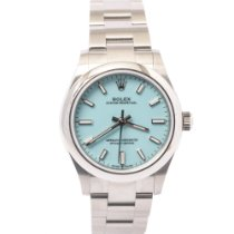 Rolex Oyster Perpetual 31 Steel 41mm Blue