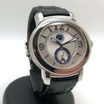 Ulysse Nardin Macho Palladium 950 Palladium 43mm Silver Arabic numerals