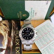 Rolex Explorer II 16570 Muy bueno Acero 40mm Automático