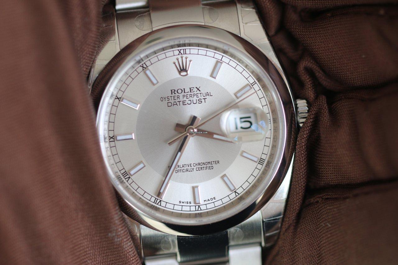 Rolex Datejust 116200 2013 new